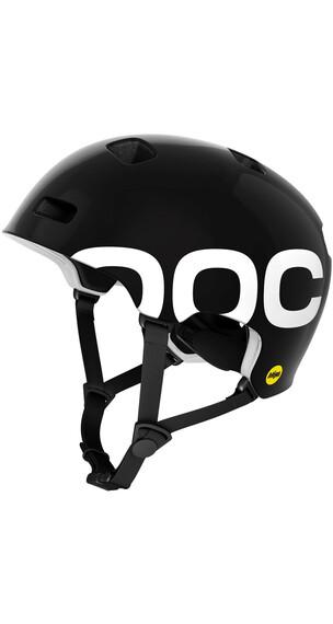 POC Crane MIPS Helmet Uranium Black